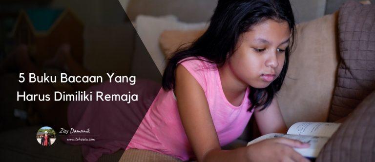Buku Bacaan Buat Remaja
