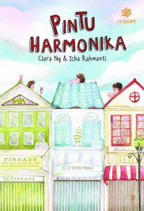 Pintu Harmonika (source image: Gramedia ebooks)