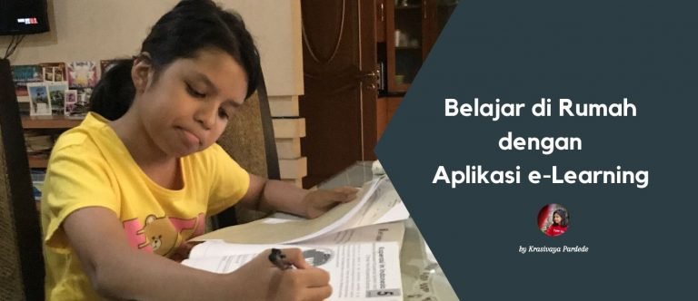 Belajar di Rumah dengan aplikasi elearning