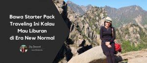 Starter Pack Traveling