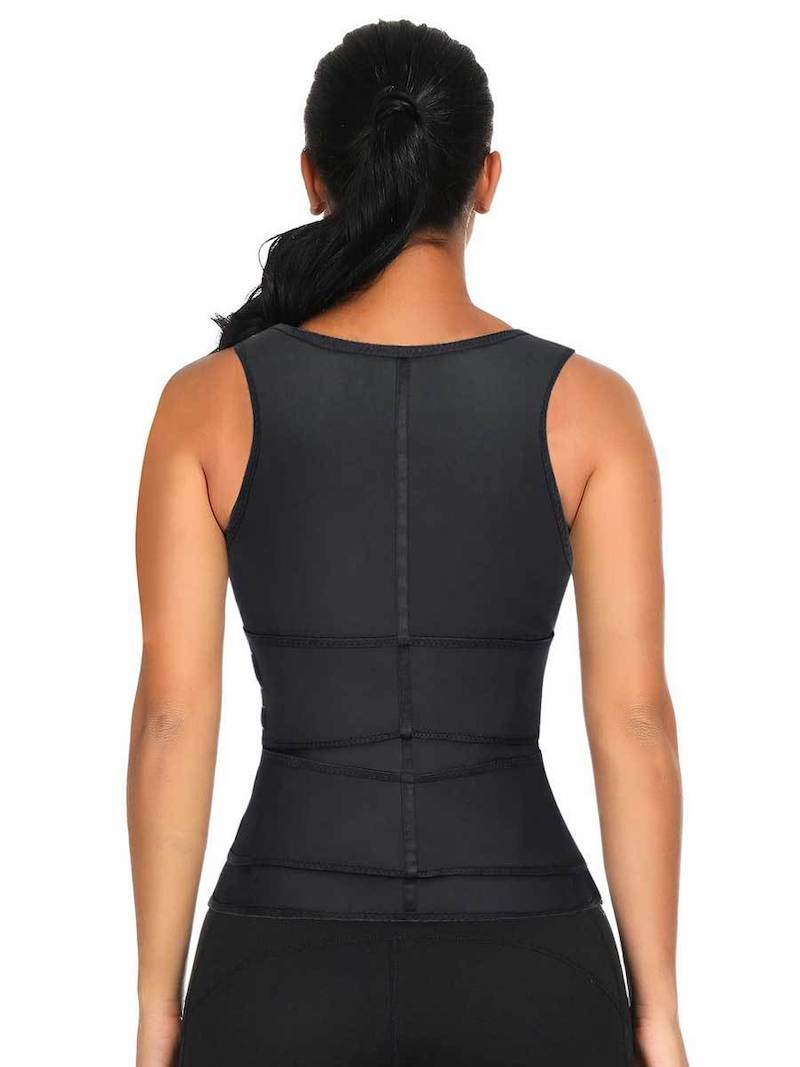 latex waist trainer for women