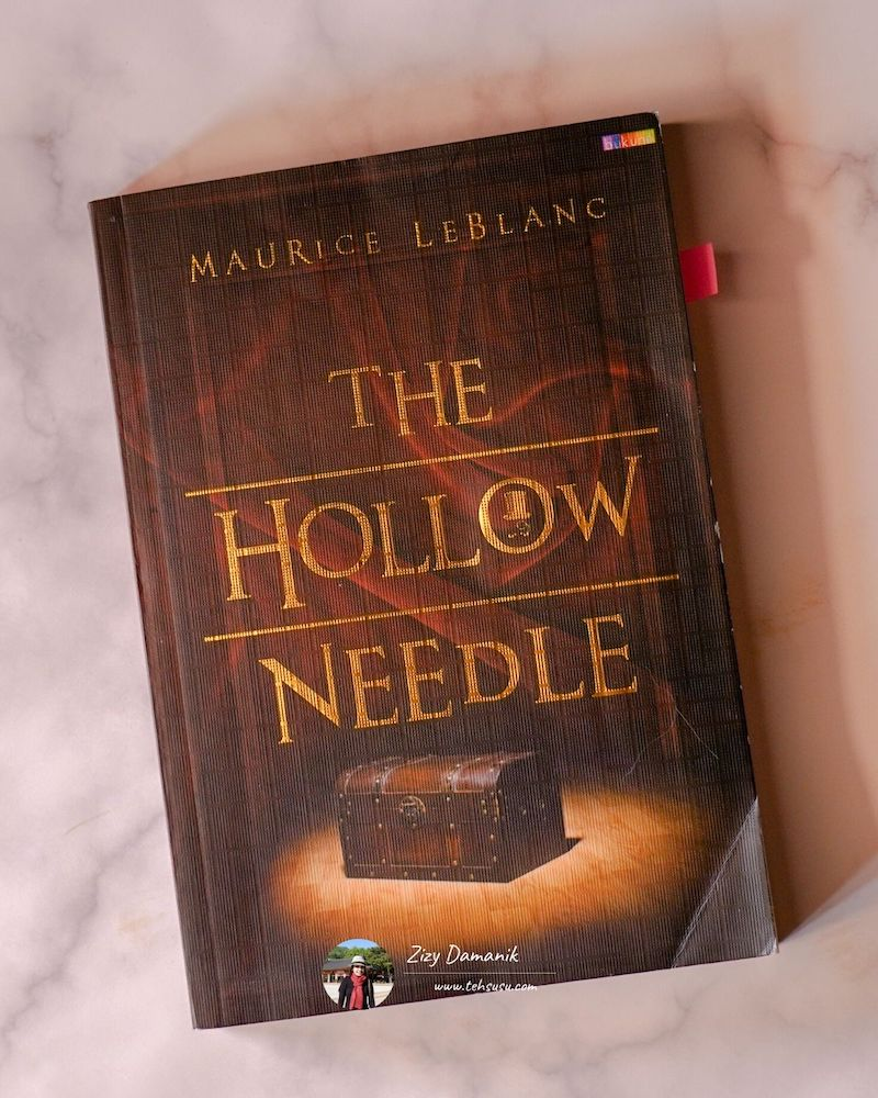 the hollow needle maurice leblanc