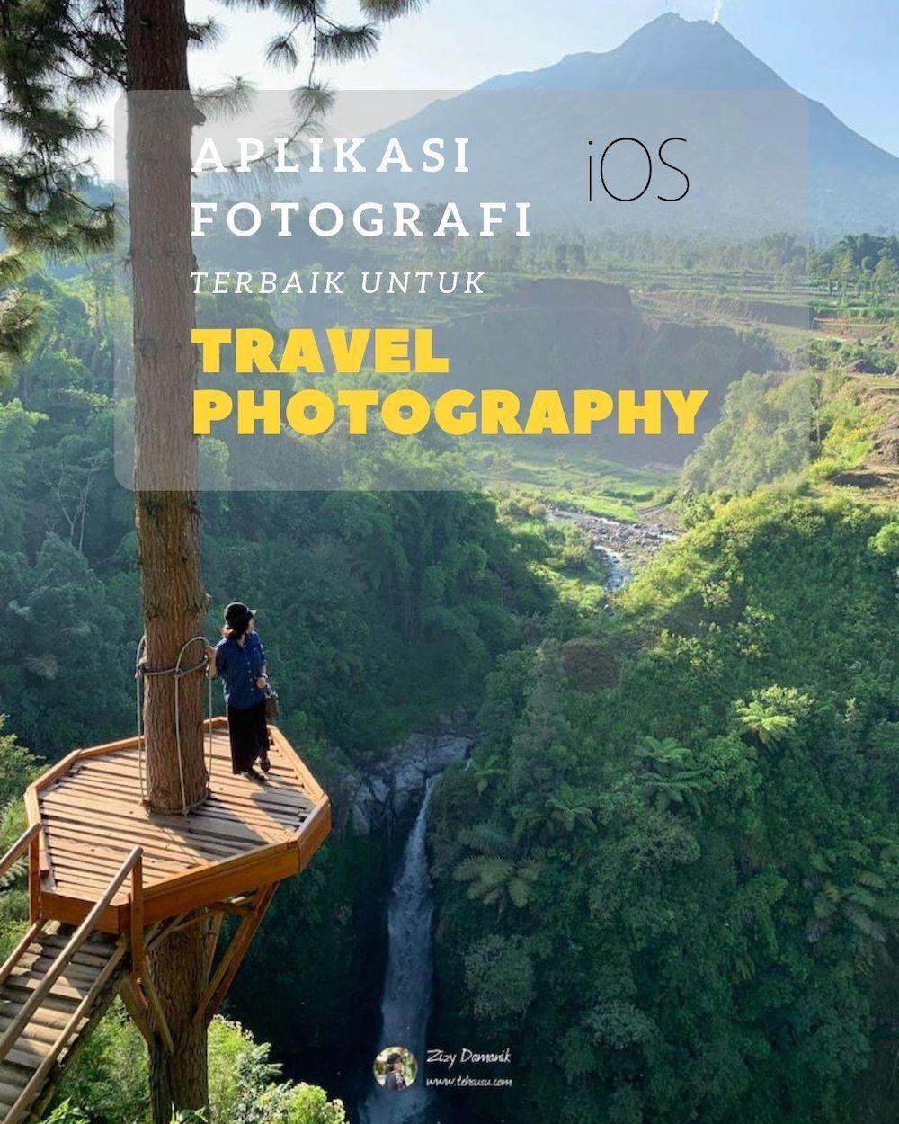 Aplikasi fotografi terbaik untuk IOS