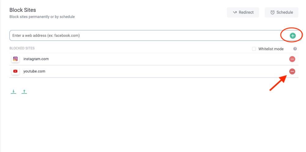cara memblokir situs di google chrome