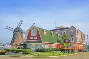 Image Credit: Medan Resort City