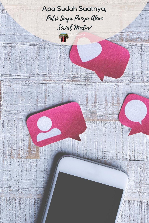 Tips Mengenalkan Social Media Pada Anak Remaja