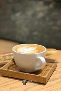 cafe latte di tous les jours