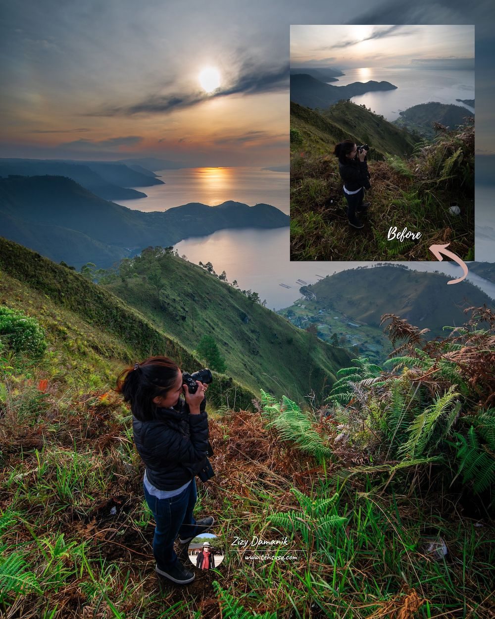 edit foto raw dengan Lightroom