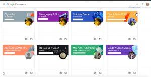 panduan google classroom