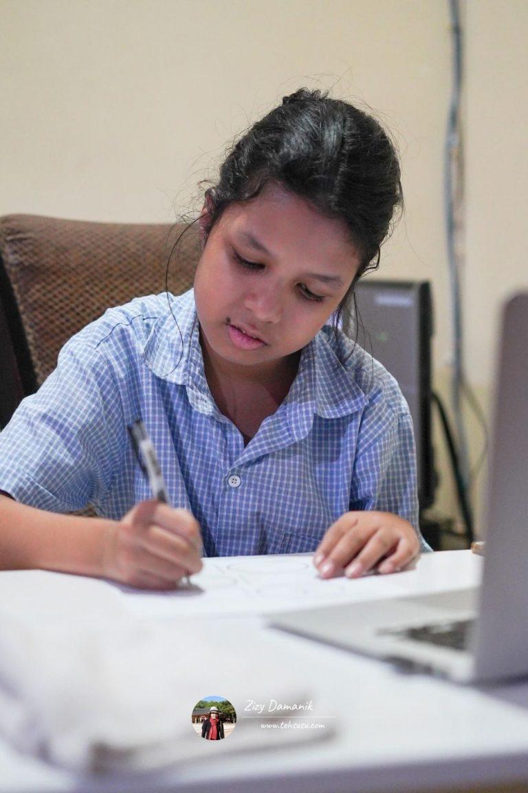 pentingnya anak bersosialisasi online