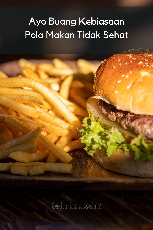 dampak pola makan tidak sehat