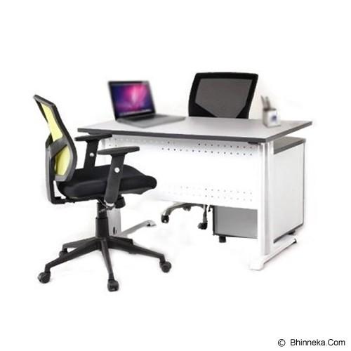 meja kantor melamine
