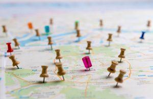 pilih lokasi apartemen yang strategis