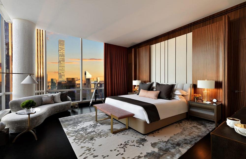 pilihan kamar hotel yang banyak