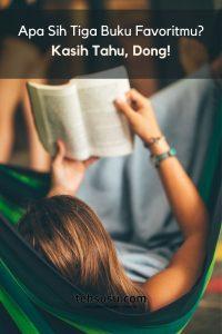 rekomendasi buku favorit