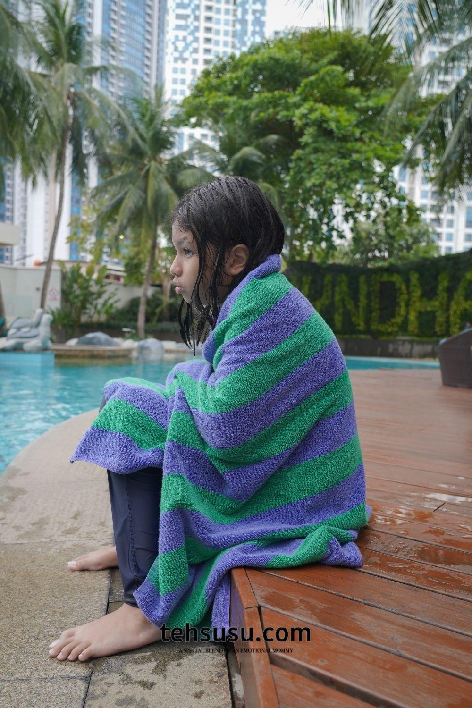 review wyndham casablanca hotel jakarta