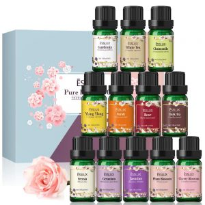 essential oils esslux