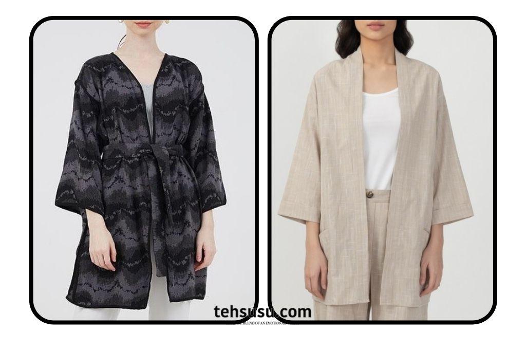 kimono untuk hadiah