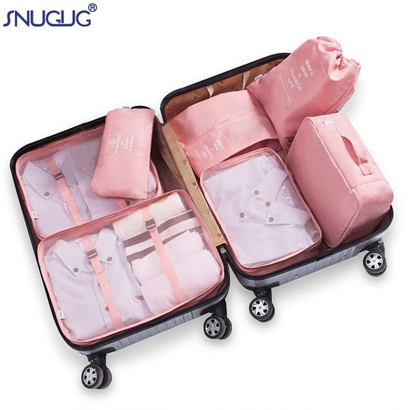 packing cubes travel