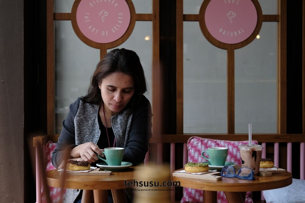 tips kerja dari kafe