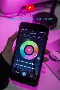 Review Bardi Smart Light Bulb