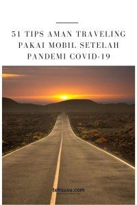 tips traveling pakai mobil