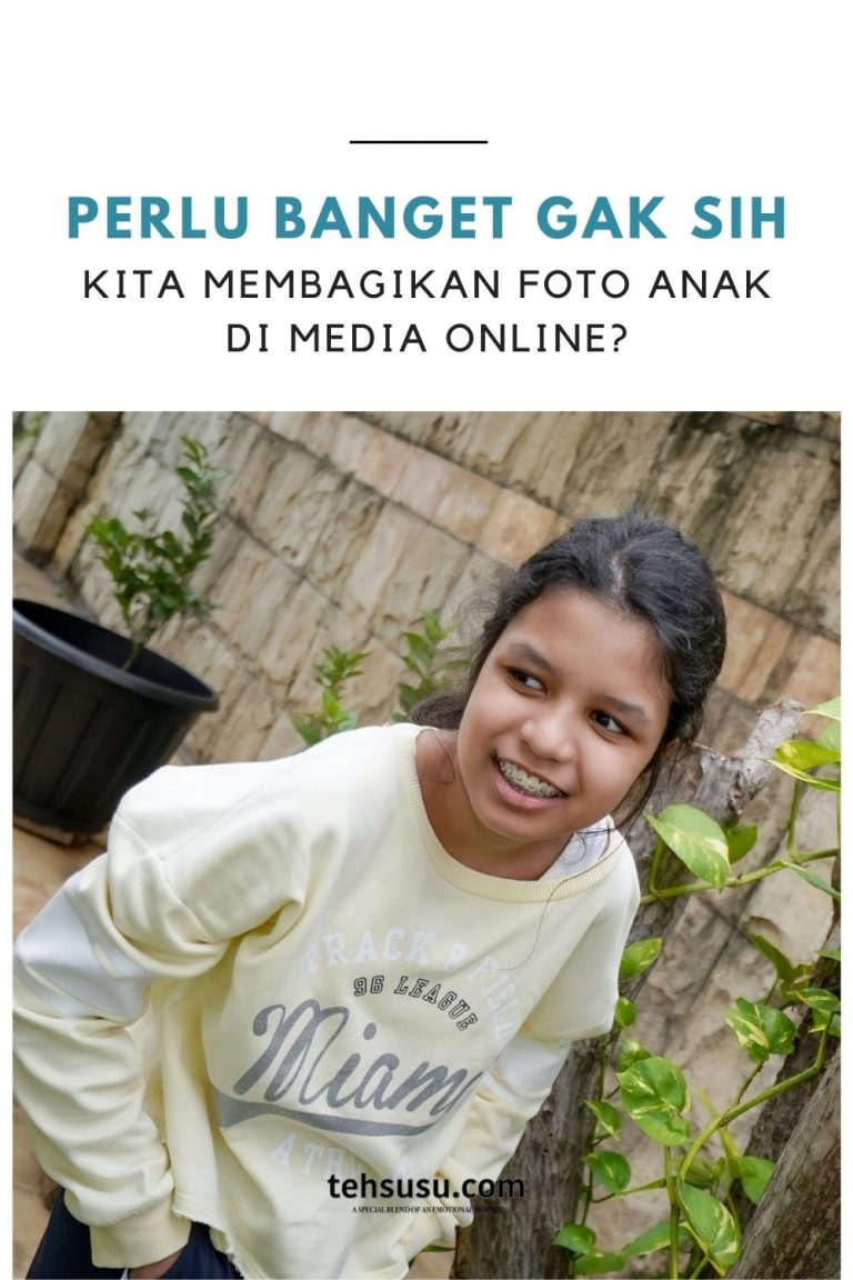 cara mommy blogger berbagi foto anak di online
