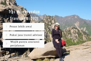 tips merencanakan traveling di 2021