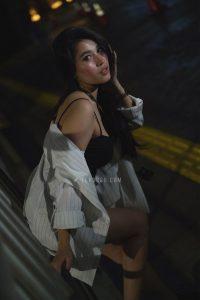 foto street fashion photography lokasi stasiun MRT Haji Nawi
