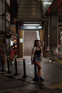 street fashion photography di Jakarta