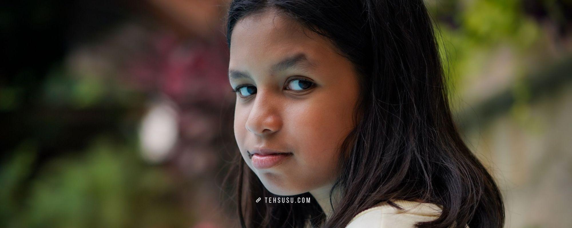 Ada Pesan Manis Nih, Untuk Putriku Vay yang Sudah Berusia 13 Tahun