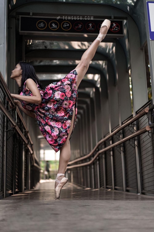 ballet street photography ideas