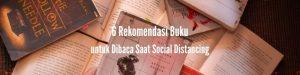 rekomendasi buku untuk dibaca saat social distancing