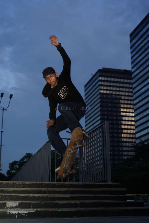 skateboarder jakarta