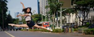 street ballet photography ideas