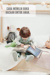 cara memilih buka bacaan untuk anak
