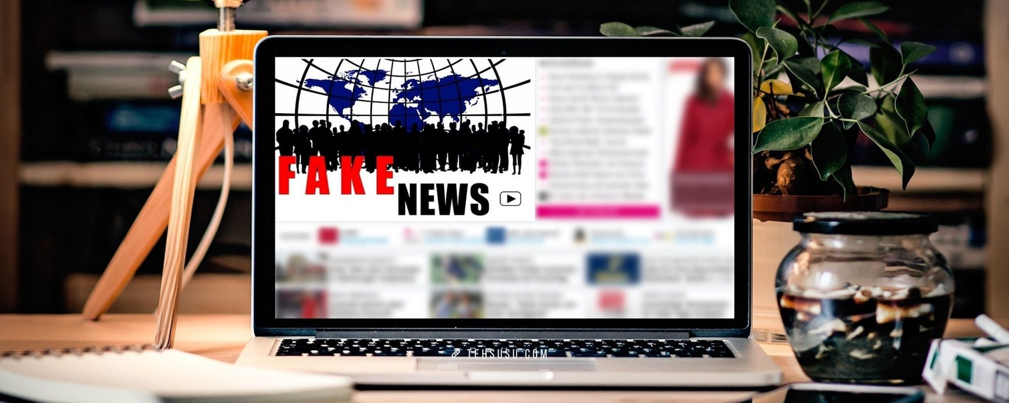 Jangan Biarkan Berita HOAX Menyebar di Social Media