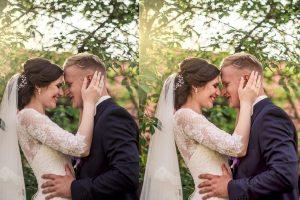 cara gampang edit foto pernikahan