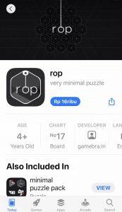 rop puzzle ios