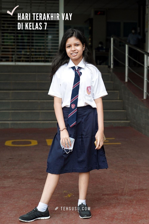 last day grade 7