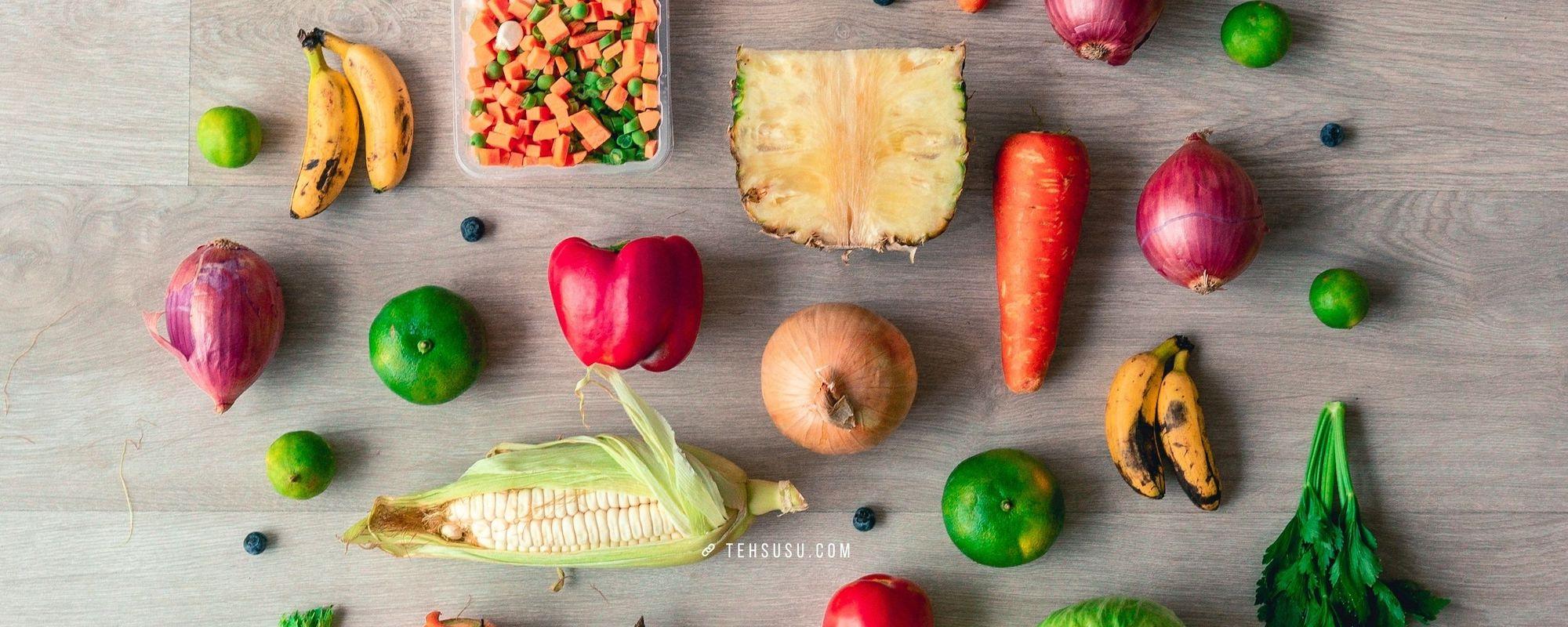 Saya Mau Cerita Nih, Pengalaman Belanja Sayur dan Buah di Sayurbox