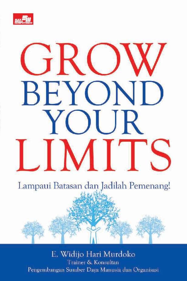 Buku Grow Beyond Your Limits