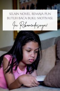 buku motivasi yang bagus buat remaja