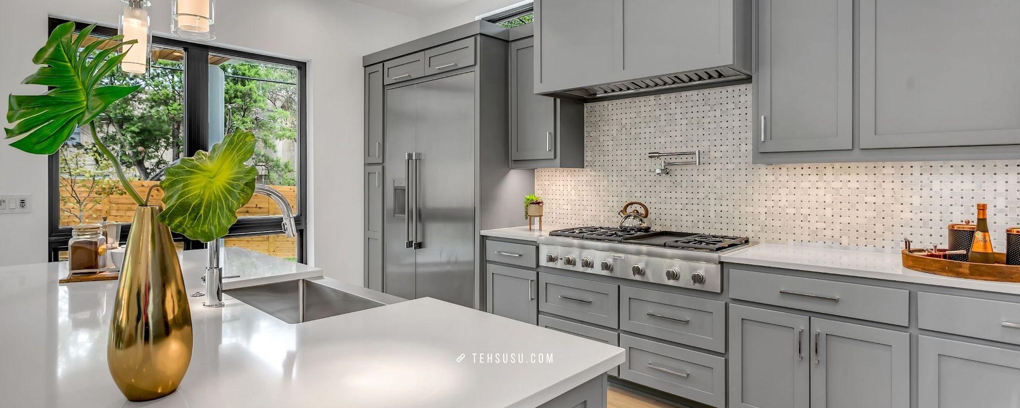 kitchen set untuk mempercantik dapur