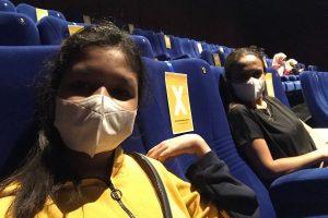 nonton di bioskop saat pandemi